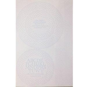 画像2: フンボルト&イニシャル転写紙 ホワイト